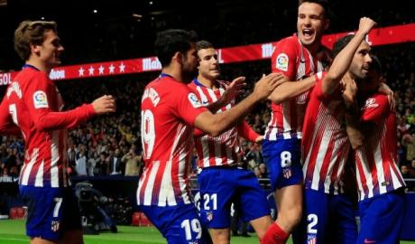 """Atletico Madrid - Real Sociedad: Siêu hậu vệ rực rỡ hóa """"sát thủ"""""""