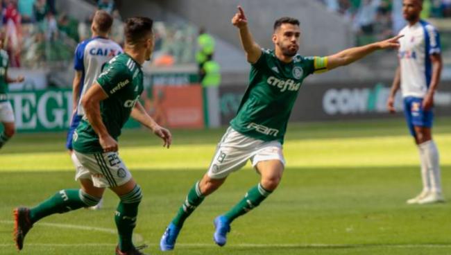 Nhận Định Parana - Palmeiras 02h00 ngày 19/11 (Vòng 35 VĐQG Brazil 2018)