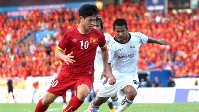 Nhận Định Myanmar - Việt Nam 18h30 ngày 20/11 (AFF Cup 2018)