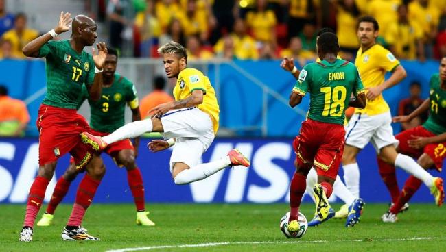 Nhận Định Brazil – Cameroon 02h30 ngày 21/11 (Giao Hữu Quốc Tế 2018)
