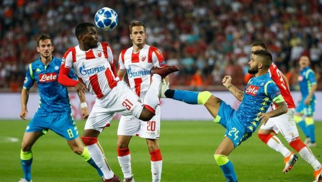 Nhận Định Napoli - Crvena Zvezda 03h00 ngày 29/11 (Bảng C UEFA Champions League 2018/19)