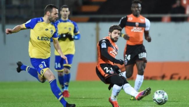 Nhận Định Auxerre – Lorient 03h00 ngày 4/12 (Vòng 17 Hạng 2 Pháp 2018/19)