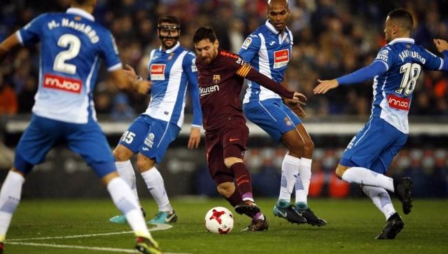 Nhận Định Espanyol – Barcelona 02h45 ngày 9/12 (Vòng 15 La Liga 2018/19)