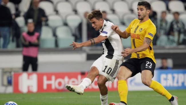Nhận Ðịnh Young Boys - Juventus 03h00 ngày 13/12 (Bảng H UEFA Champions League 2018/19)