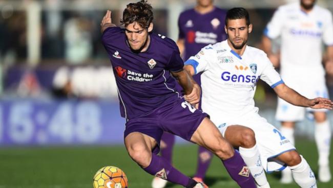 Nhận Định Fiorentina - Empoli 21h00 ngày 16/12 (Vòng 16 Serie A 2018/19)