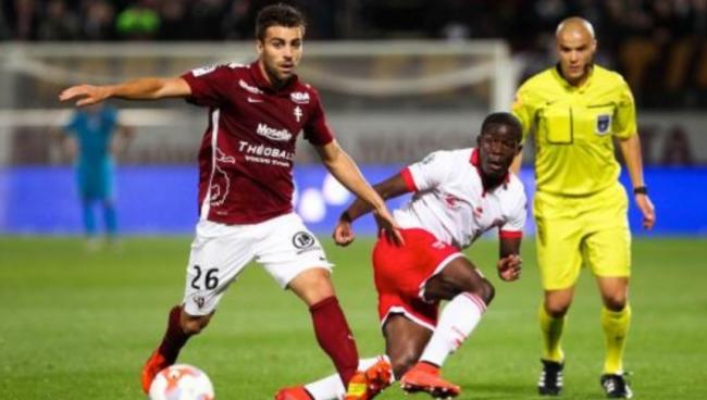 Nhận Định Valenciennes - Metz 02h45 ngày 18/12 (Vòng 18 Hạng 2 Pháp 2018/19)