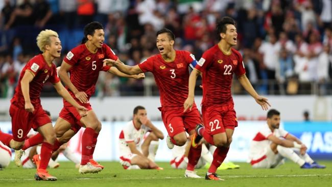Nhận Định Việt Nam - Nhật Bản 20h00 ngày 24/1 (Vòng Tứ Kết Asian Cup 2019)