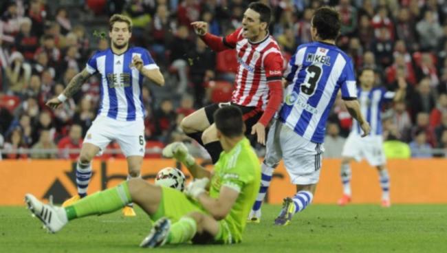 Nhận Định Sociedad - Bilbao 22h15 ngày 2/2 (Vòng 22 La Liga 2018/19)