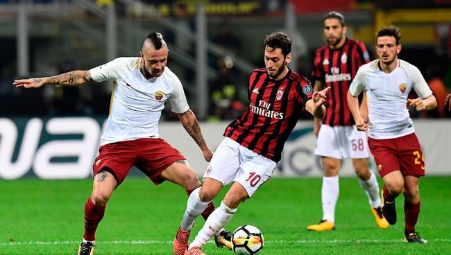 Nhận Định Roma – Milan 02h30 ngày 4/2 (Vòng 22 Serie A 2018/19)