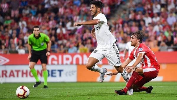 Nhận Định Real Madrid – Girona 18h00 ngày 17/2 (Vòng 24 La Liga 2018/19)