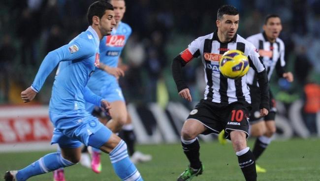 Nhận Định Udinese – Chievo 21h00 ngày 17/2 (Vòng 24 Serie A 2018/19)