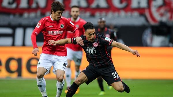 Nhận Định Hannover – Frankfurt 21h30 ngày 24/2 (Vòng 23 Bundesliga 2018/19)