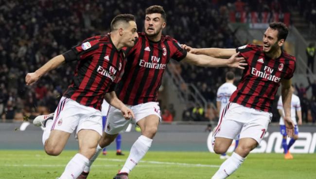 Nhận Định Lazio - Milan 03h00 ngày 27/2 (Bán Kết Cúp Quốc Gia Italia 2018/19)