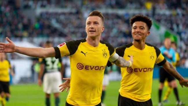 Nhận Định Dortmund - Wolfsburg 21h30 ngày 30/3 (Vòng 27 Bundesliga 2018/19)