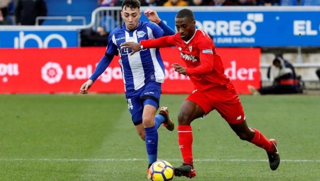 Nhận Định Sevilla vs Alaves 00h30 ngày 05/04 (Vòng 30 Serie A 2018/19)