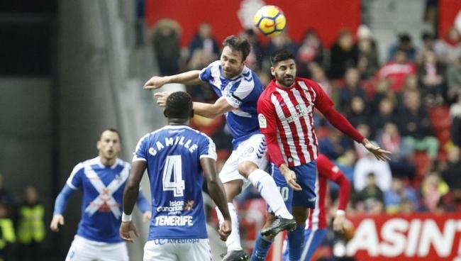 Nhận Định Tenerife vs Gijon 02h00 ngày 06/04 (Vòng 33 Hạng 2 Tây Ban Nha 2018/19)