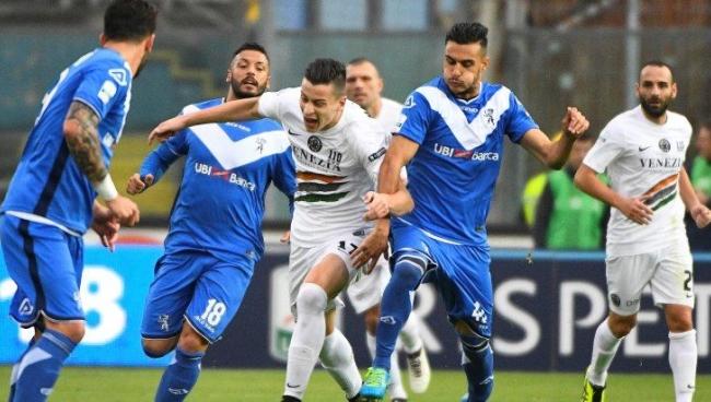 Nhận Định Brescia vs Venezia 02h00 ngày 06/04 (Vòng 30 Hạng 2 Italia 2018/19)