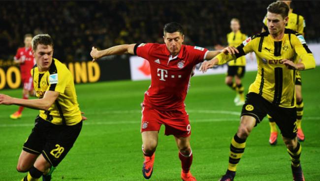 Nhận Định Bayern Munich vs Dortmund 23h30 ngày 06/04 (Vòng 28 Bundesliga 2018/19)