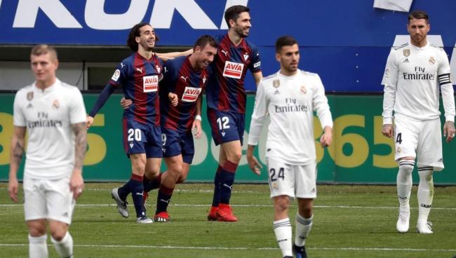 Nhận Định Real Madrid vs Eibar, 21h15 ngày 06/04, (Vòng 31 La Liga 2018/19)