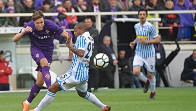 Nhận Định Fiorentina - Frosinone 17h30 ngày 07/04 (Vòng 31 Serie A 2018/19)