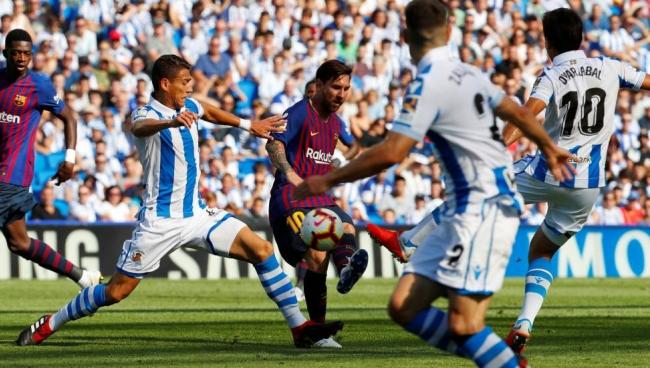 Nhận Định Barcelona vs Sociedad, 01h45 ngày 21/04 (Vòng 33 La Liga 2018/19)