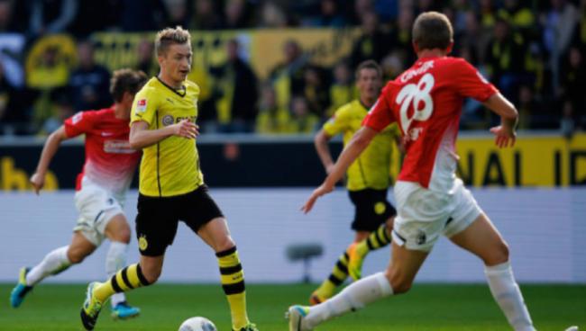 Nhận Định Freiburg vs Dortmund 20h30 ngày 21/04 (Vòng 30 Bundesliga 2018/19)