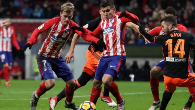 Nhận Định  Atletico Madrid vs Valencia 00h30 25/04 (Vòng 34 La Liga 2018/19)