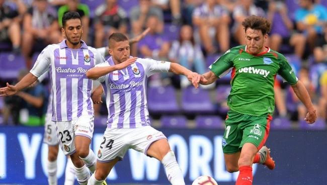 Nhận Định  Valladolid vs Girona 01h30 ngày 24/4 (Vòng 34 La Liga 2018/19)