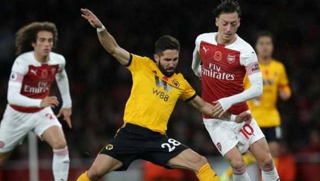 Nhận Định  Wolverhampton vs Arsenal 01h45 ngày 25/04 (Vòng 35 Premier League 2018/19)