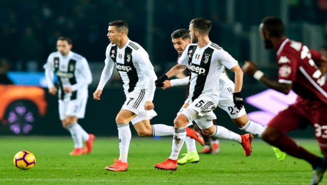 Nhận Định Juventus vs Torino 01h30 ngày 04/05 (Vòng 35 Serie A 2018/19)