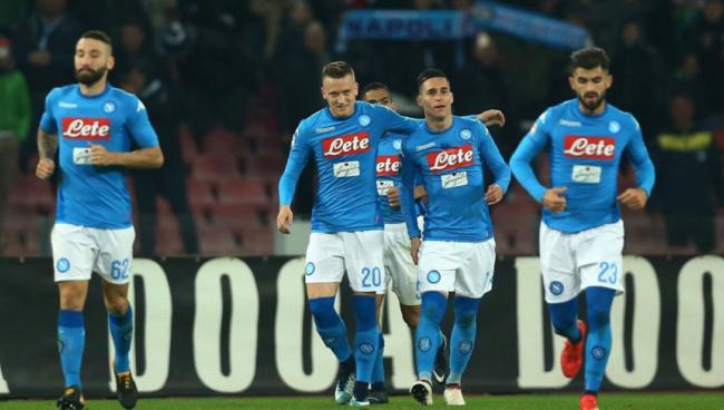 Nhận Định Napoli vs Cagliari, 01h30 ngày 6/5 (Vòng 35 Serie A 2018/19)