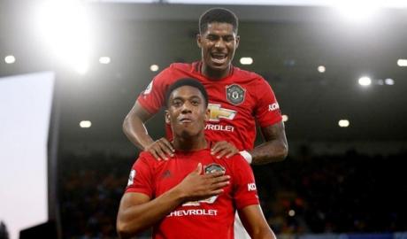 Man Utd lại trình làng đội hình trẻ nhất Premier League ở vòng 2