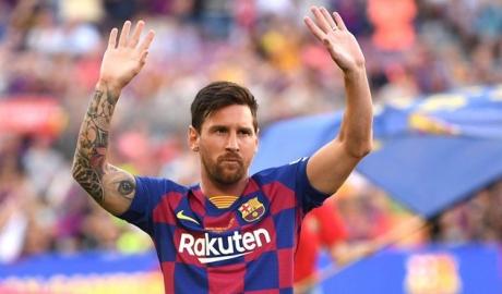 Messi sẽ rời Barcelona