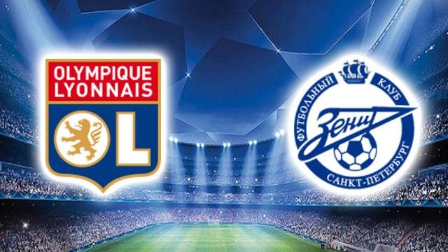 Nhận định Lyon vs Zenit, 23h55 ngày 17/09: UEFA Champions League