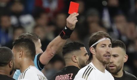 Real tìm cách giúp Ramos thoát án treo giò ở Champions League