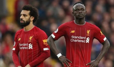 Salah bị tiết lộ căm ghét Sadio Mane