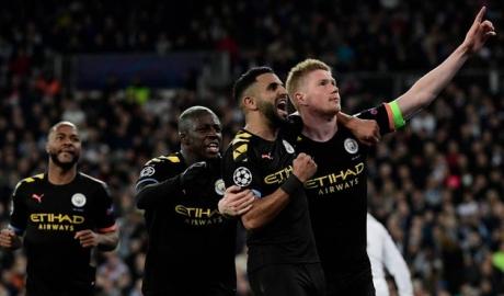 Hoãn trận Man City gặp Real tại Champions League vì Covid-19