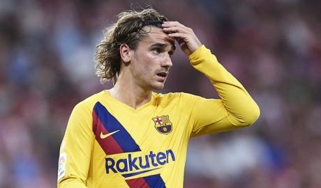 Griezmann nhận tin bất ngờ về tương lai tại Barca