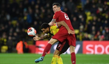 Lovren quyết tâm chia tay Liverpool