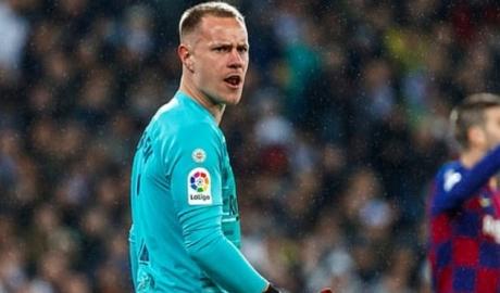 Lấn cấn tiền bạc dễ khiến Barca mất Ter Stegen