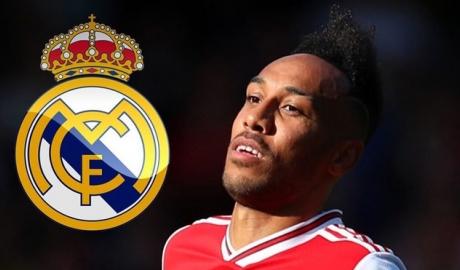 Arsenal muốn bán Aubameyang cho Real Madrid