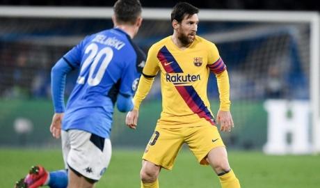 Barcelona nhận án phạt từ UEFA