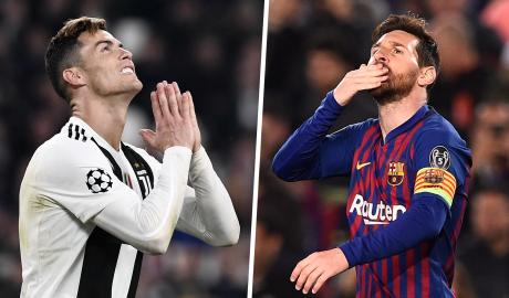 Cuộc gọi định mệnh ngăn Ronaldo và Messi thành đồng đội
