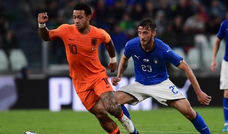 Hà Lan hòa Italia, HLV Frank de Boer tiếc hùi hụi