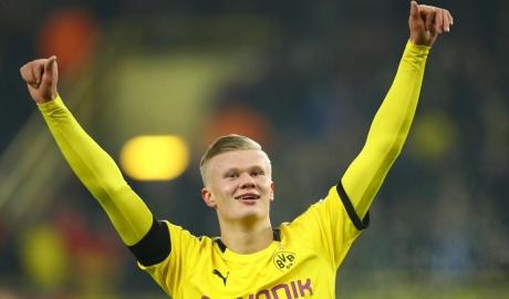 Rời Dortmund, Haaland chốt gia nhập