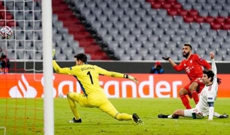 Bayern Munich 2-0 Lokomotiv Moscow: 'Kép phụ' lên tiếng