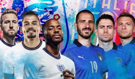 Italia vs Anh: Ai ngân nốt cuối trong bài ca chiến thắng?