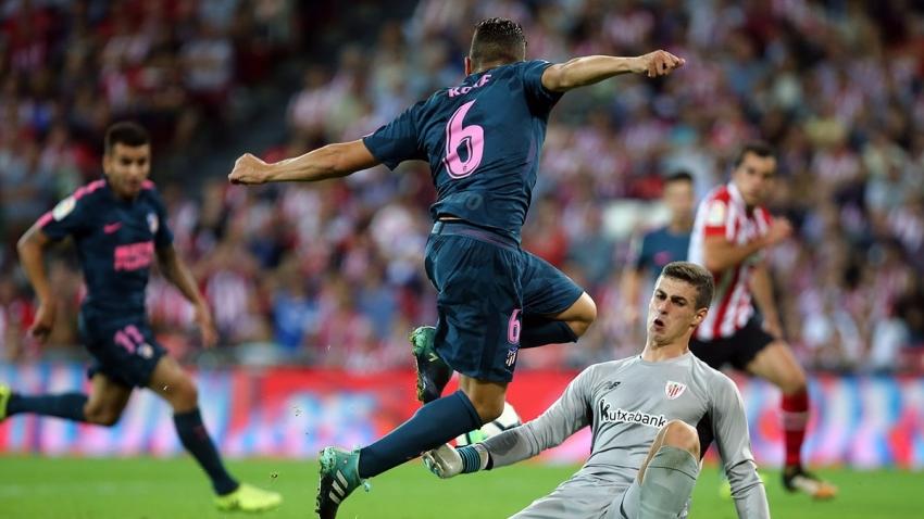 Bilbao 1-2 Atletico (Vòng 5 La Liga 2017/18)