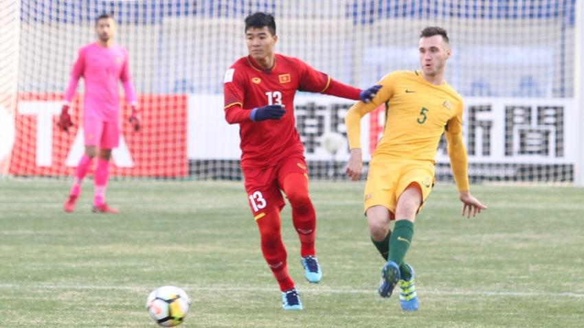 U23 Việt Nam 1-0 U23 Australia (Bảng D vòng chung kết U23 châu Á 2018)