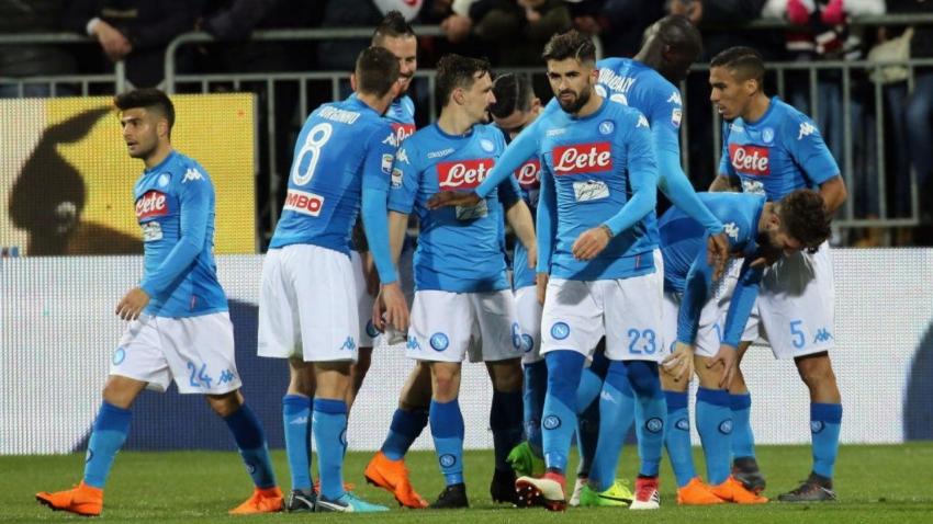 Cagliari 0-5 Napoli (Vòng 26 Serie A 2017/18)